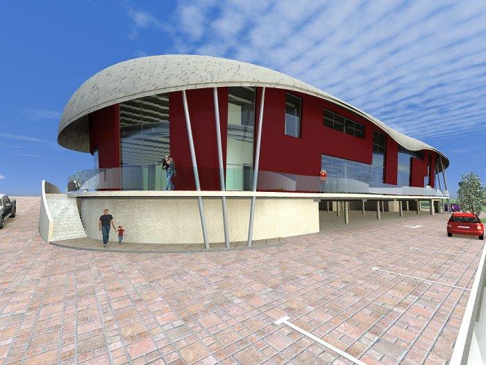 Progetti di nuovi edifici centro commerciale direzionale for Progetti di costruzione commerciale gratuiti