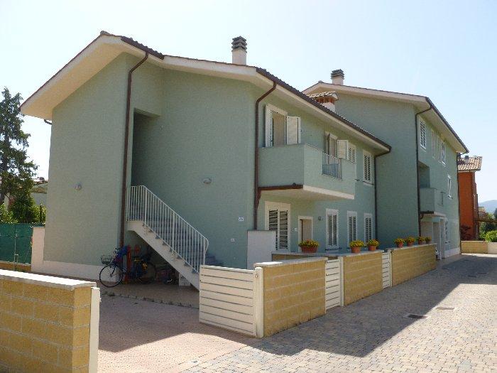 Progetti di nuovi edifici complesso residenziale s - Progetto casa fossato di vico ...