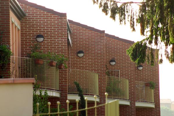 Progetti di nuovi edifici complesso residenziale composto for Case progettate da architetti