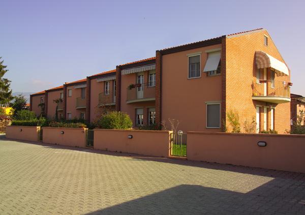 Progetti di nuovi edifici complesso residenziale composto for Progetti di case costiere
